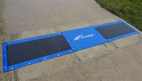 Weigh-in-motion accreditation for WheelRight - Transport