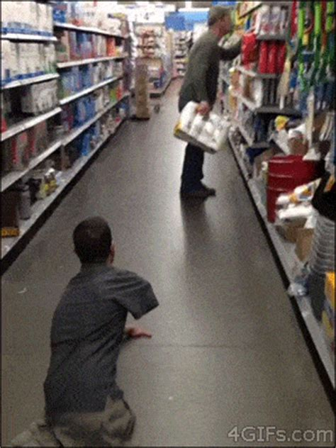 30 Of The Greatest Practical Jokes In GIFs