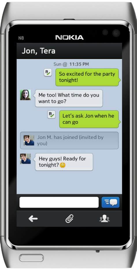 Kik Messenger Introduces New Symbian, Windows Phone Apps
