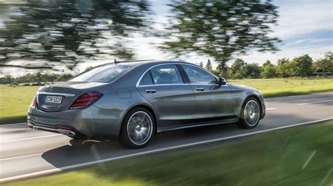 Mercedes-Benz S-class review: we drive the S560e hybrid