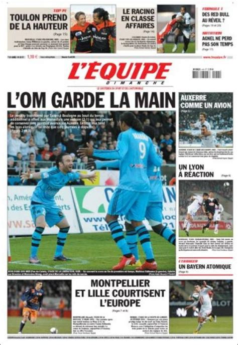 Journal L'Equipe (France)