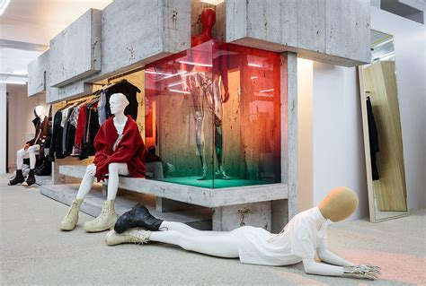 Dover Street Market Moves to a New Home in London