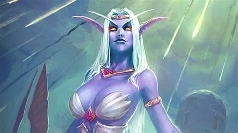 Know Your Lore: The wrath of Azshara   Blizzard Watch
