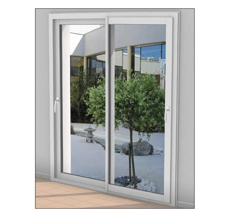 Fabricant baie coulissante PVC - G