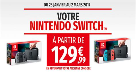 NINTENDO SWITCH - Les offres MICROMANIA   Insert Coin