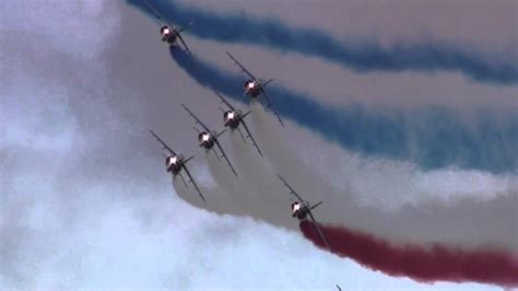LA PATROUILLE DE FRANCE - FOREVER !!!!!!! en HD - YouTube