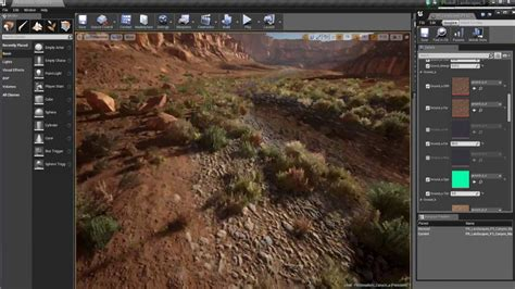 Photorealistic Landscapes Pack 3 - v2 / FEATURES (UE4