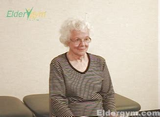 Exercises To Improve Posture for Seniors; Spinal Extension