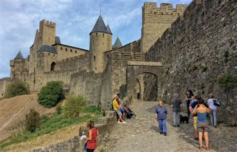 Carcassonne, Limoux and beyond in Languedoc Roussillon