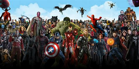 Marvel Movies Make More Money Than Harry Potter, Star Wars
