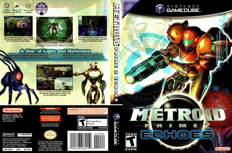Metroid Prime 2 Echoes ISO