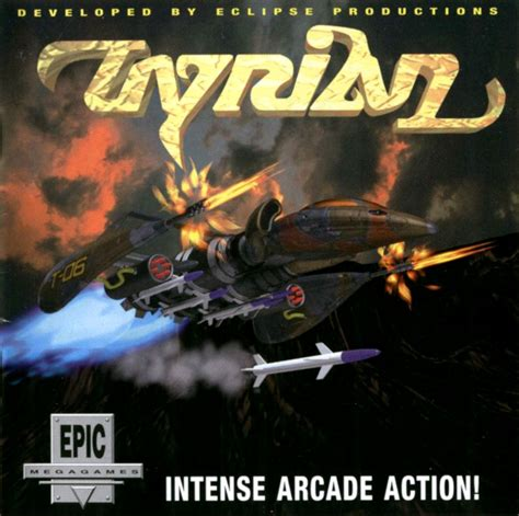 Tyrian — Retro Archives