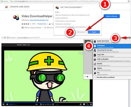 3 Free and Handy Methods to Download Niconico Video