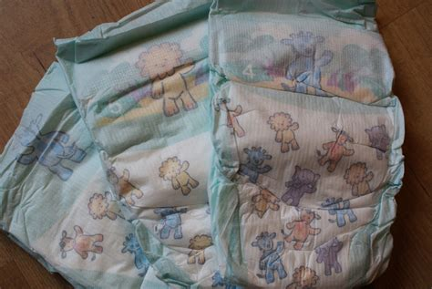 New Mummy's Tips: Tried & Tested Disposable Nappies