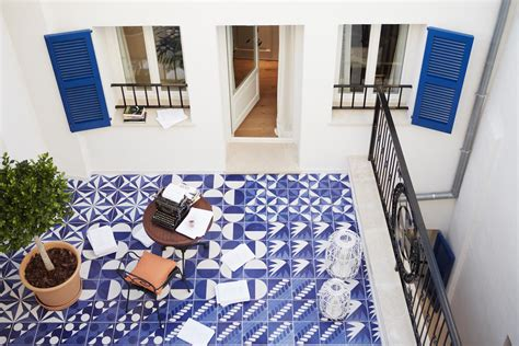 Urban Chic With Island Influence At Hotel Cort In Palma de