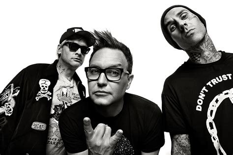Blink 182 Sound Self-Aware and Mature on 'Nine' - Rolling