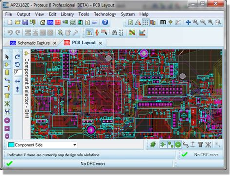 Proteus 8 Professional - a useful tool for electronic