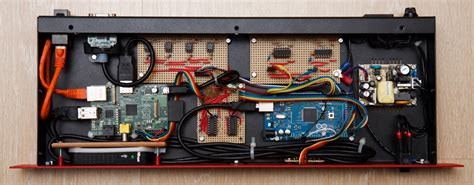 » The RPC hardware / Raspberry Pi Controller