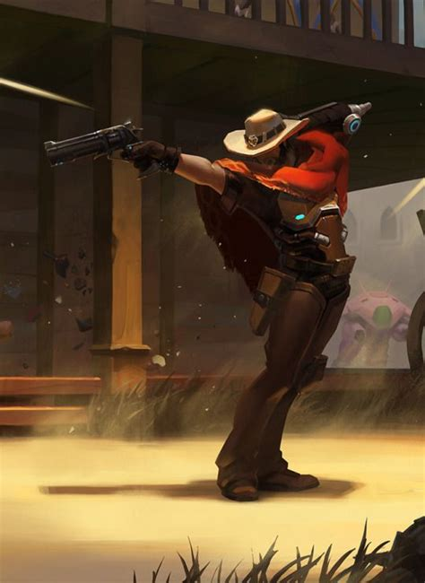 56 best images about IT'S HIGH NOON-McCree (overwatch) on