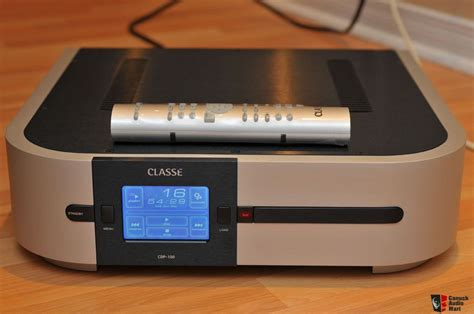 Classe Audio Delta Series CDP-100 CD Player with Touch