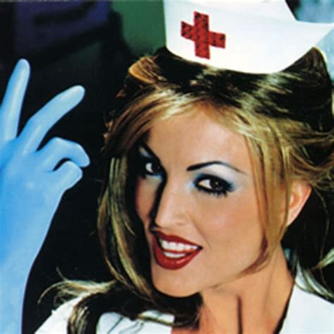 See What The Nurse From Blink 182's Album Cover Looks Like
