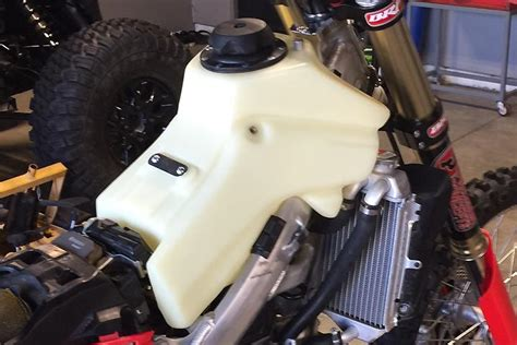 2017-18 IMS Products Honda CRF450RX Fuel Tank Review