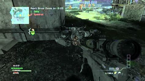 SyNysTeR AiZeN - MW3 Game Clip - YouTube
