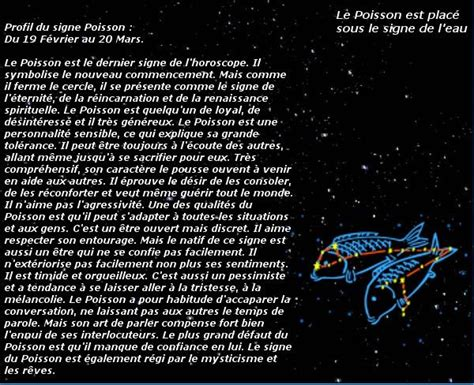 CARTE HOROSCOPE SIGNE POISSONS - creationsy