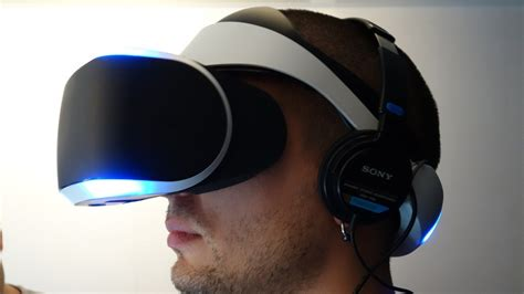 GDC: Sony Project Morpheus VR Headset for PS4 Hands-on - IGN