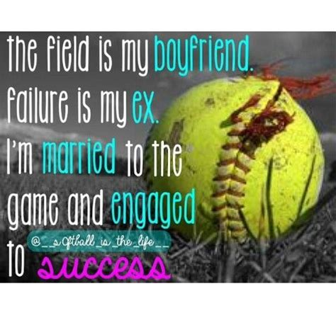 Softball Quotes And Poems
