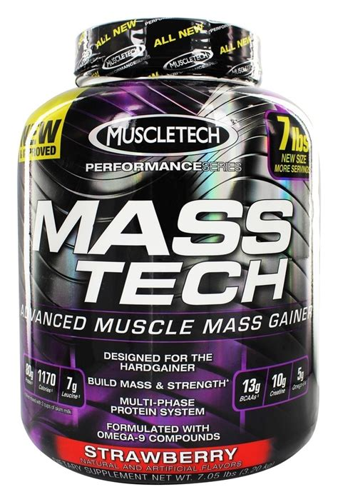 Buy Muscletech Products - Mass Tech Performance Series