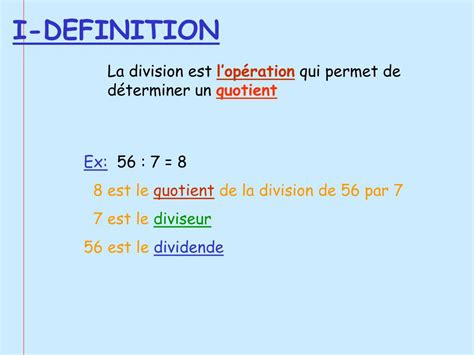 PPT - DIVISION PowerPoint Presentation, free download - ID