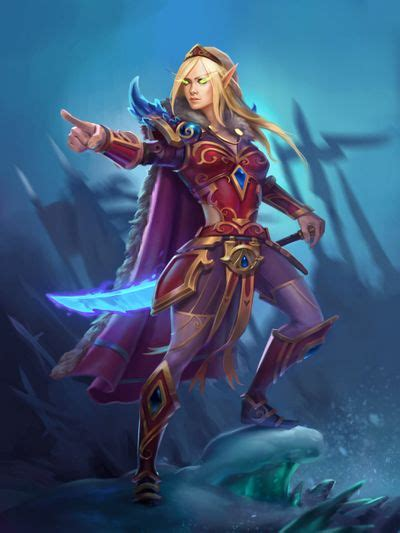 Righteous Protector - Hearthstone Wiki