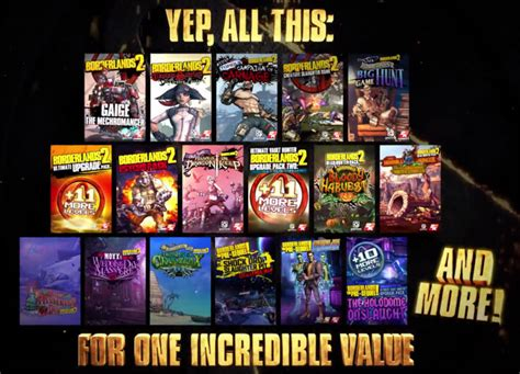Borderlands: The Handsome Collection for XB1 and PS4