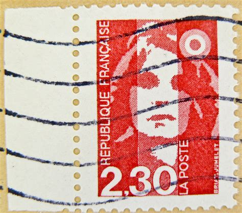 french stamp France 2