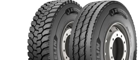 MICHELIN X® WORKS™ Z&D / X® WORKS™ / ¡ENCUENTRA LOS