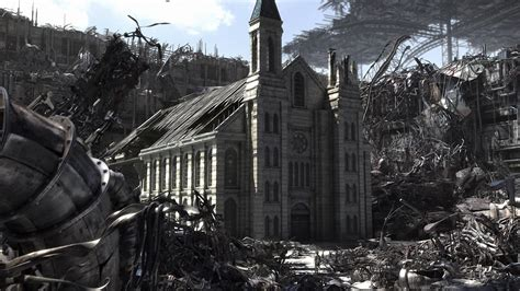 Sector 5 Church - The Final Fantasy Wiki - 10 years of