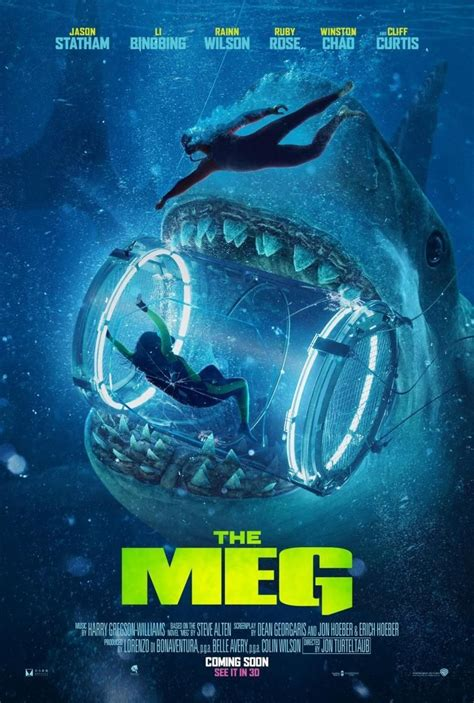 The Meg 2018 online Free