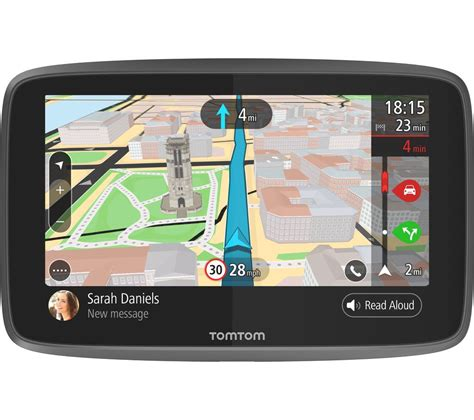 "Buy TOMTOM GO 6200 6"" Sat Nav - Worldwide Maps 