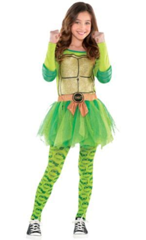 Girls Teenage Mutant Ninja Turtles Costume - Party City
