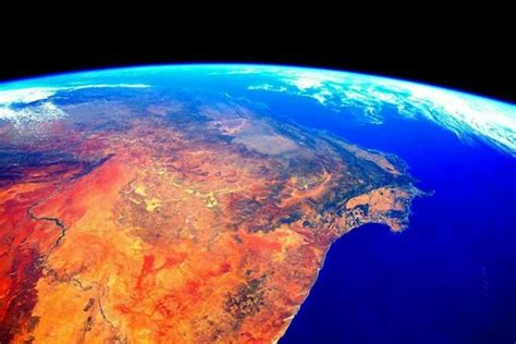 South Africa   Scott kelly, Earth from space, Photo