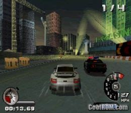 Need for Speed - Undercover ROM Download for Nintendo DS