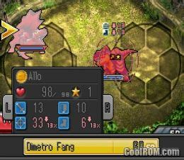 Fossil Fighters - Champions ROM Download for Nintendo DS