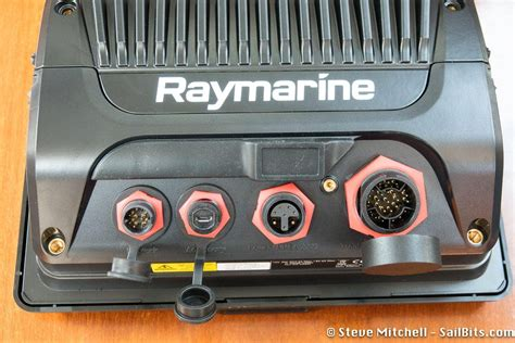 Raymarine Axiom and Lighthouse 3 first impressions - SailBits