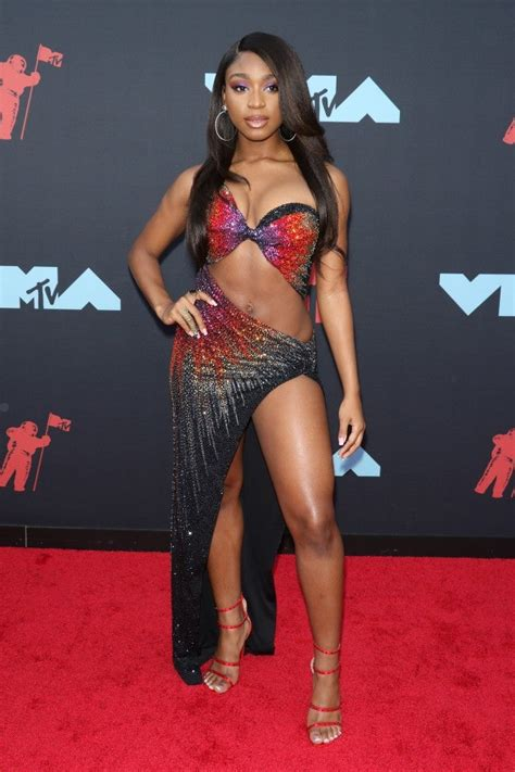 Normani Shows Off Killer Gymnastic Moves During