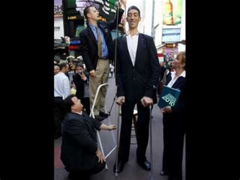 Top 10 Tallest People in the World ever !!! - YouTube