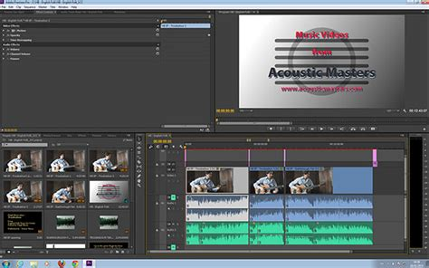 Non-linear video editing software: Open-source