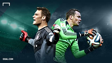 Manuel Neuer: The story of 2014 - Goal