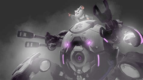 1 Wrecking Ball (Overwatch) HD Wallpapers | Background