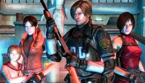 Resident Evil 2 remake fans think they have seen Ada Wong